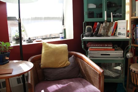 Bright Sunny Studio to Call Home