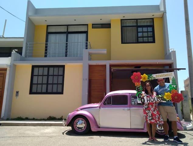 Bonita casa acogedora y moderna en Piura