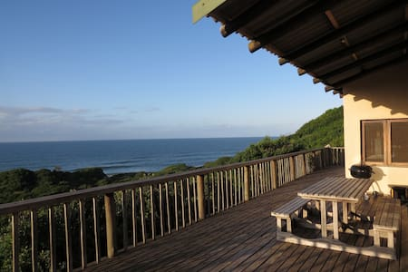 Nestled in the dunes of Xai Xai beach is Casa 21