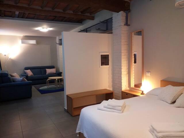 camera da letto_soggiorno / bedroom_living