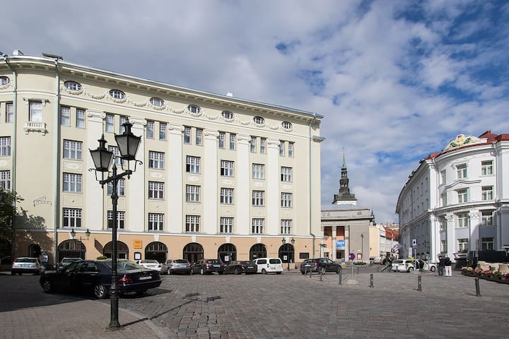 Apartments in the heart of Tallinn Old Town