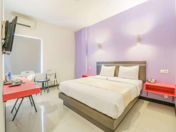 Cozy room near Mataram Mall, Mc'D, PizzaHut