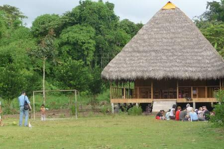 Comunidad Nativa de Queros -Cusco Amazonico