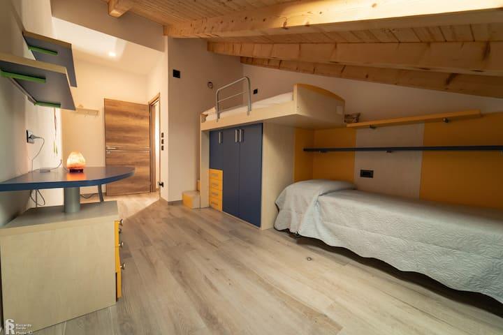 Villa Fiorita Bed & Breakfast Single bed