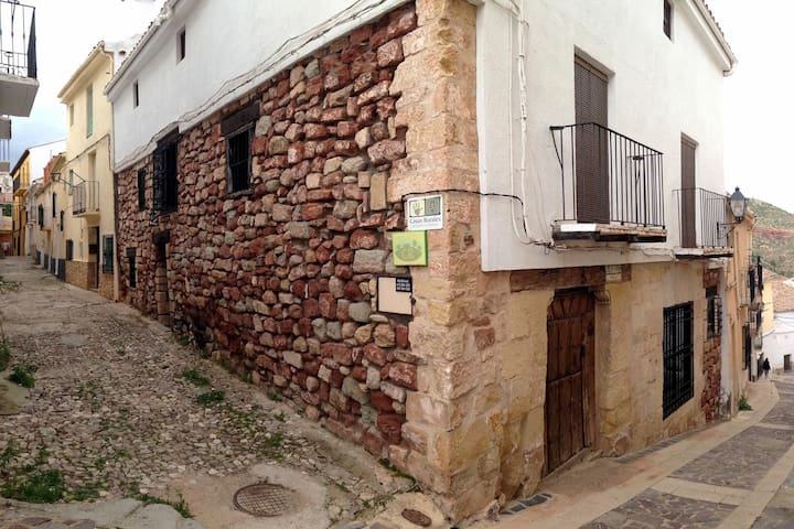 Casa rural en el corazón de Alcaraz - Alcaraz - Hus