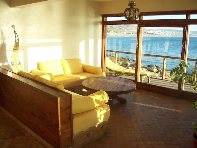 appartement de 130 m² sur la plage de Taghazout