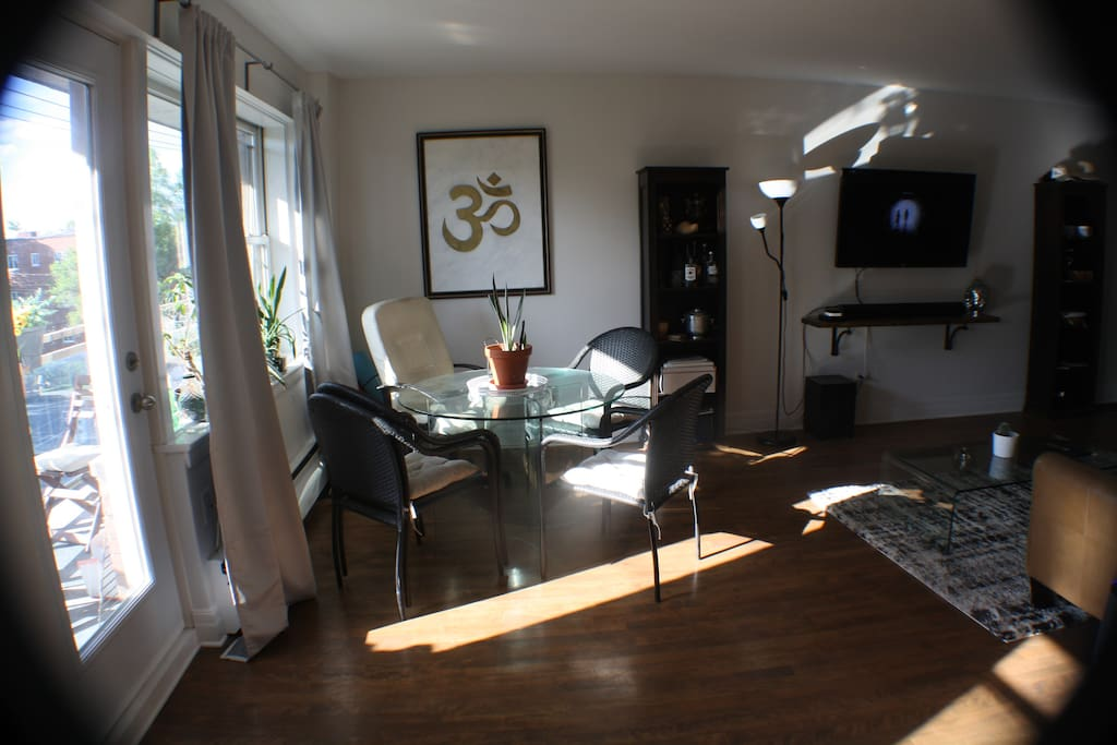 Beautiful 1 Bedroom Condo Montreal Ndg Apartments For Rent In Montr Al Qu Bec Canada