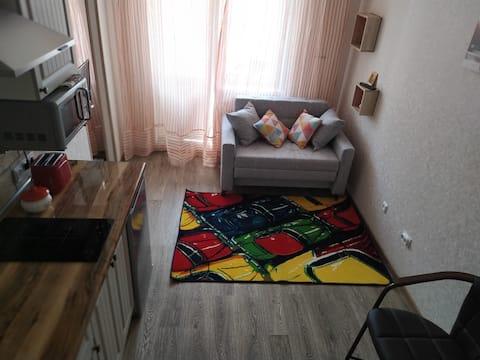 Стильная квартира в Петергофе