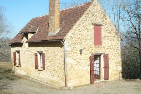 Maison de campagne calme vue sur la Dordogne. - Cénac-et-Saint-Julien - Apartment