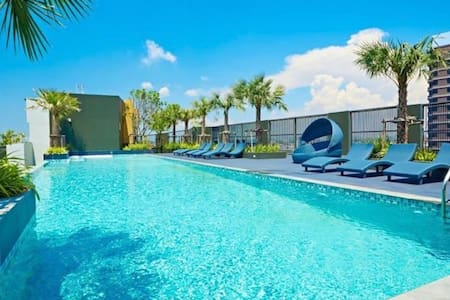 1 BR Private @ Central Pattaya