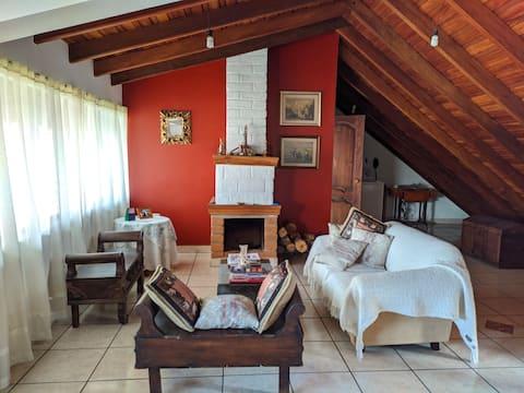 Alojamiento en la mejor zona de Ibarra