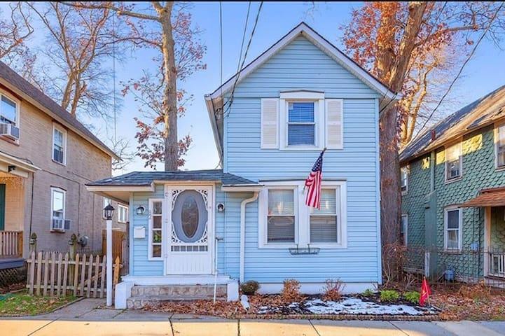 Cottage Blue 82.