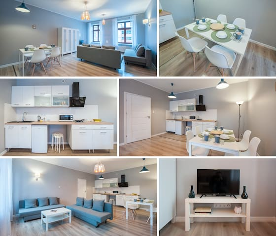 The Very Centre Apartment Double 2 rooms Lodz