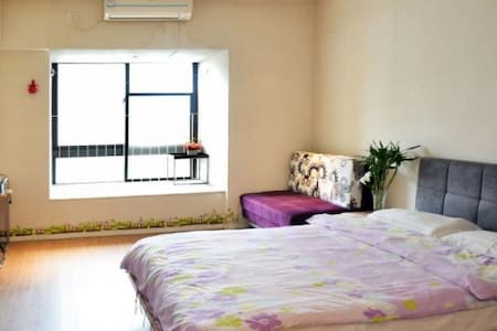 下沙地铁口附近舒适单身公寓 大床房 - Shenzhen Shi