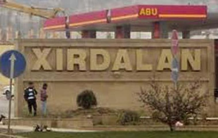 Brand new apartment in Xirdalan