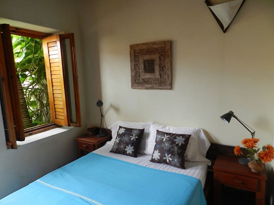 2 bedroom with double bed