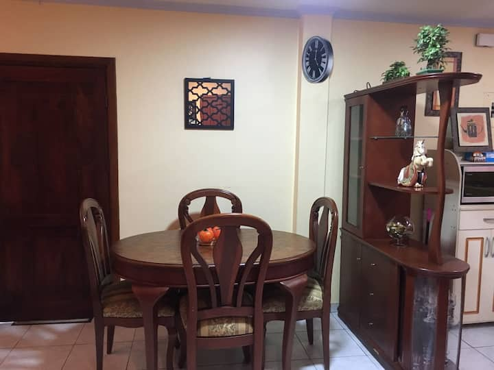 Fully furnished apartment- Samborondón/ Guayaquil