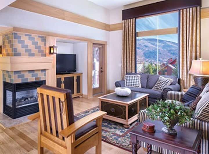 Steamboat Springs3 Penthouse luxurious 3 Bdrm