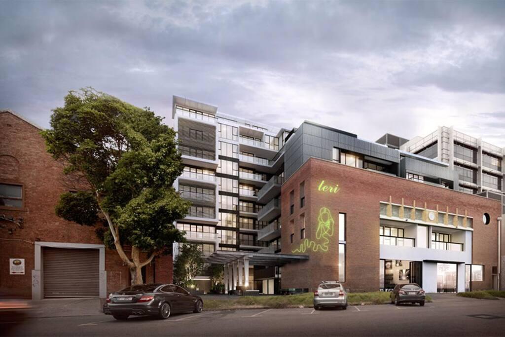 Teri Building - South Melbourne