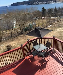 NEW LISTING, POUCH COVE. RECONNECT WITH NATURE ! - Pouch Cove - Haus