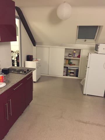 Appartement 45 m² calme 5 min CTRV - Lorient - Apartmen