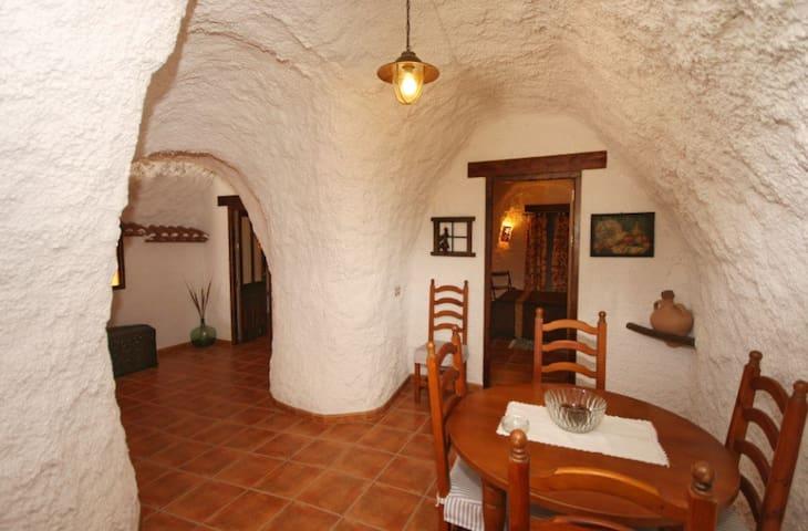 Casa Cueva La Algayda - Orce - Grot