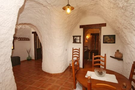 Casa Cueva La Algayda - Orce - Cova