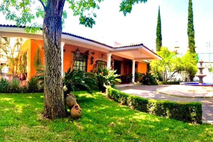 M Suite en Casona el Fresno Morelia