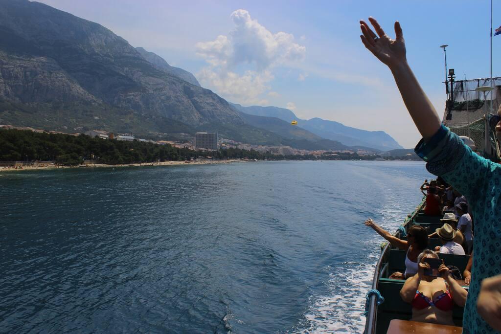 Enjoy your summer in Croatia.