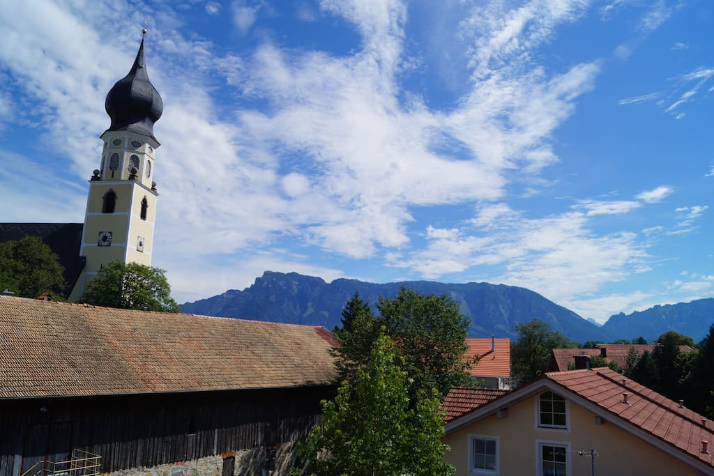close to Salzburg and Bad Reichenhall