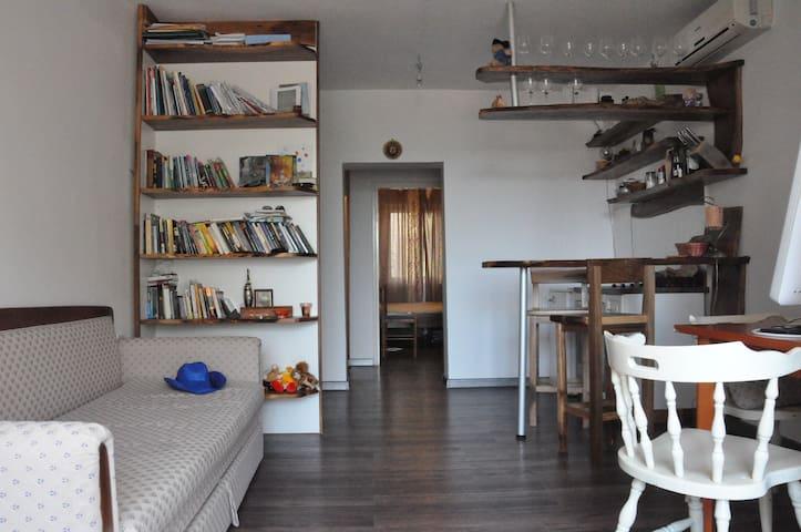 2-комнатная квартира со всеми удобствами
