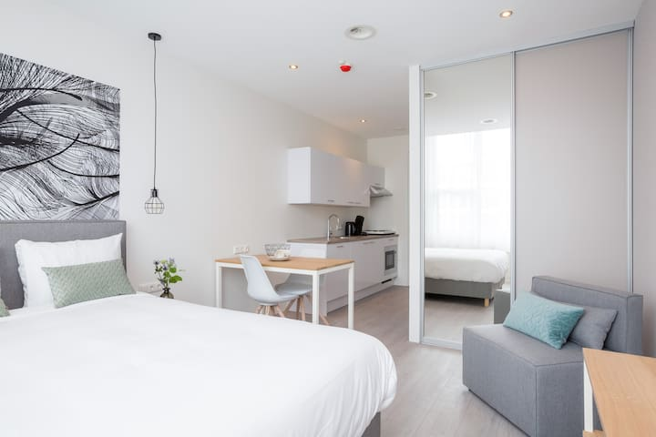 Extended Stay Studio Amsterdam