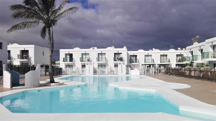 Nice Apartment Corralejo+POOL+WIFI / Fuerteventura