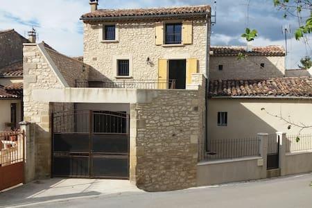 Maison de campagne à 15min de Nîmes - Gajan - Huis