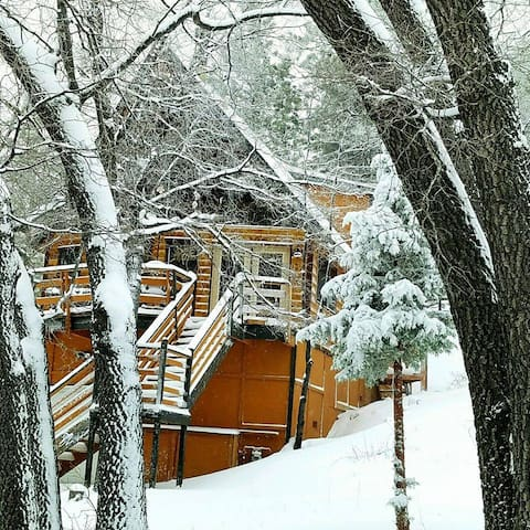 Newly updated Moonridge Cabin - Big Bear Lake - Kabin