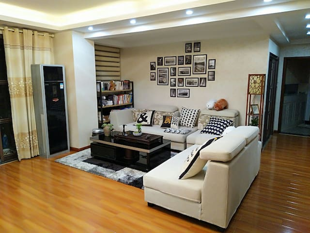 河西王府井繁华地段旁,高档社区,高品质的私密空间 - Changsha - Lejlighed