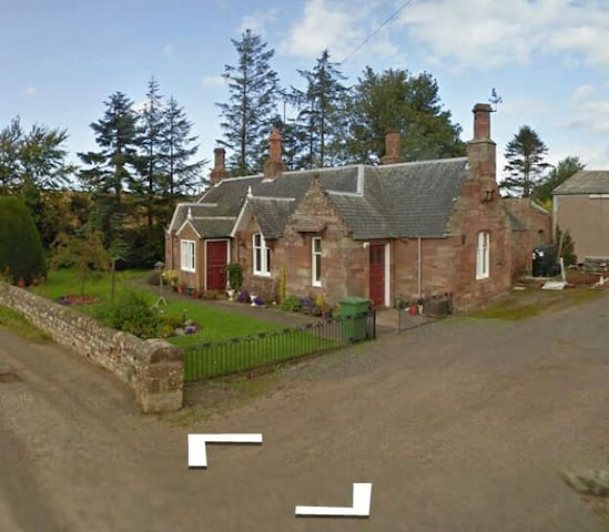 Country cottage outside Edinburgh - Whittinghame - Casa