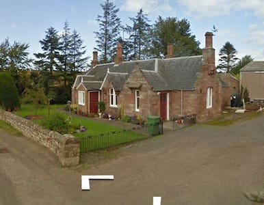 Country cottage outside Edinburgh - Whittinghame - Huis