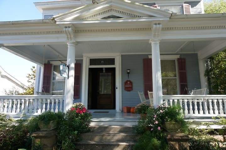 Taylor House Inn Bed and Breakfast,  downtown