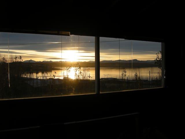 Casa Loft Vista al lago