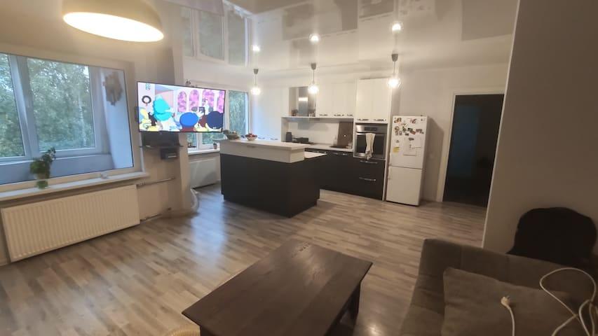 Apn's apartment