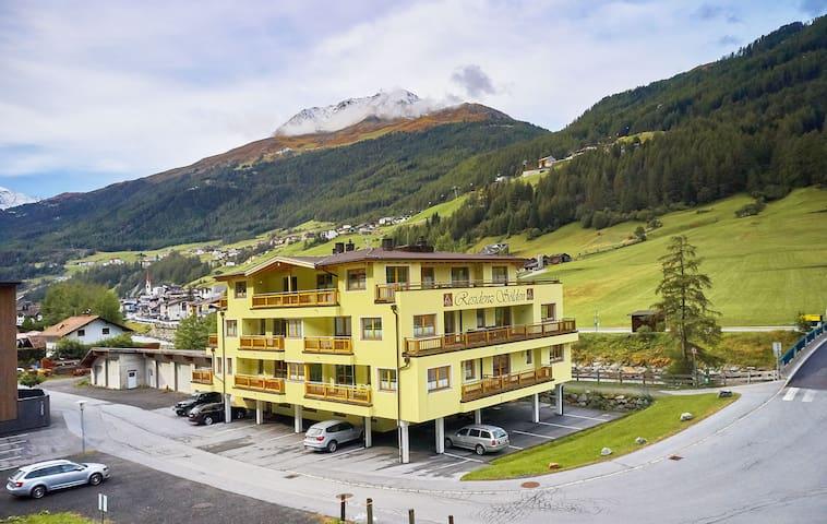 Penthouse mit 4 Zimmern und großen Sonnenterrassen