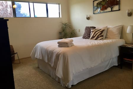 Large Private Bedroom - Amazing Views! - Washington - Ház