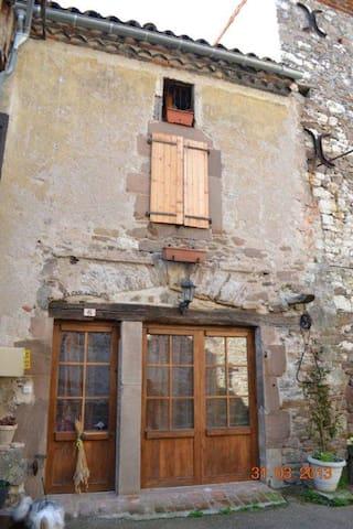 Maison de village rénovée - Monestiés - Casa