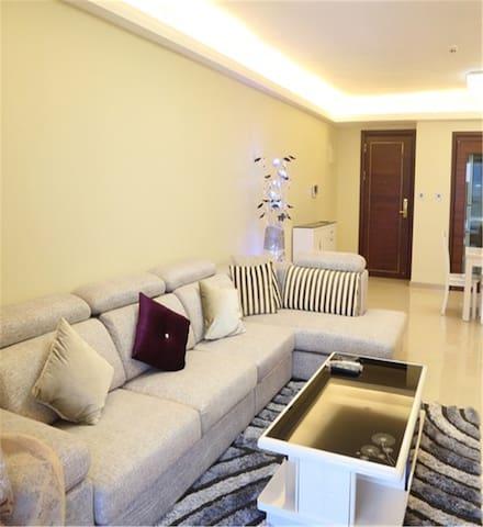 常州哎哎舒适公寓 - Changzhou Shi - Apartment