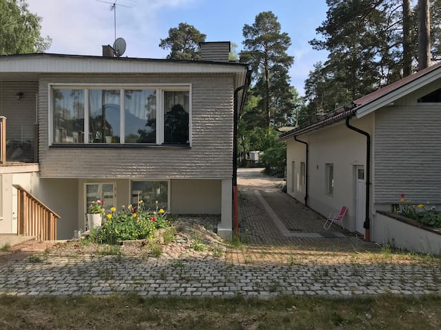 Charming Studio flat in Sollentuna, Stockholm