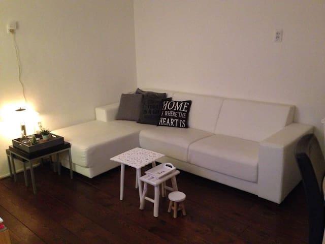 Appartement - Benedenwoning met tuin in Groningen - Groningen - Apartment