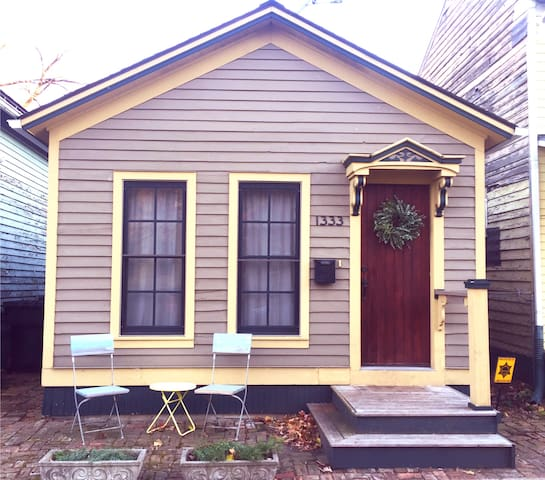 Beautiful + Affordable Corktown Cottage