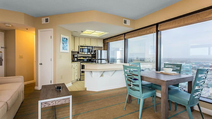 1BR Unit @ Beach Resort near Dining, H2O/Themepark