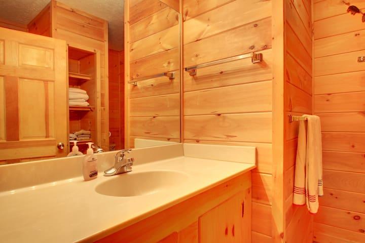 4 bedroom big bear cabin close to parkwy
